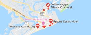 ATLANTIC CITY casinos