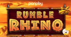 Rumble Rhino SpielAutomaten