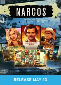 Narcos by NetEnt