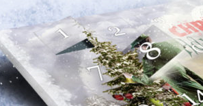 CASINO Weihnachtskalender 2019