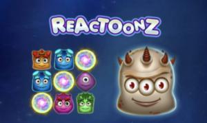 Reactoonz Play'N GO